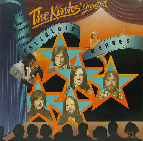 "The Kinks Vinyl 12"" (Used)"