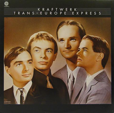"""Kraftwerk Vinyl 12"""" (Used)"""