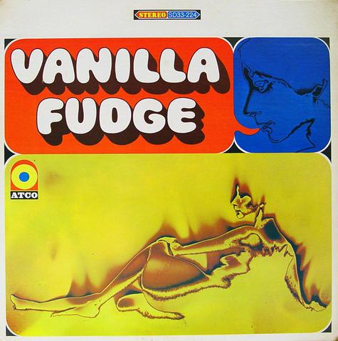 """Vanilla Fudge Vinyl 12"""" (Used)"""