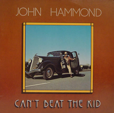 "John Hammond Vinyl 12"" (Used)"