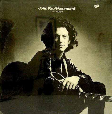 "John Paul Hammond Vinyl 12"" (New)"