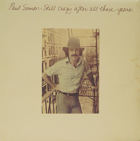 "Paul Simon Vinyl 12"" (Used)"
