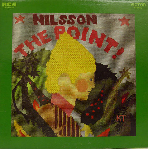 "Nilsson Vinyl 12"" (Used)"
