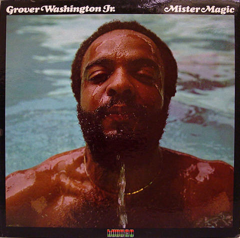 "Grover Washington Jr. Vinyl 12"" (Used)"