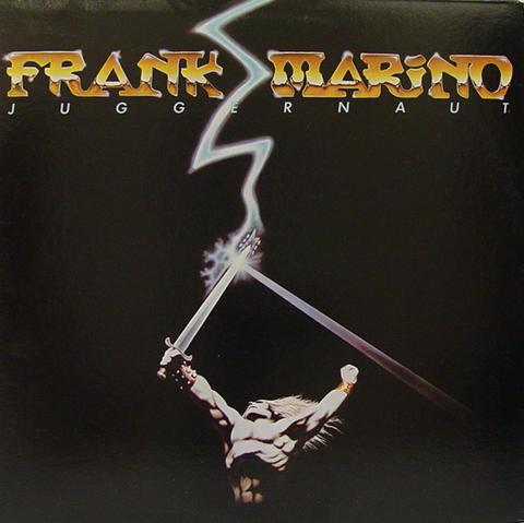 "Frank Marino Vinyl 12"" (Used)"