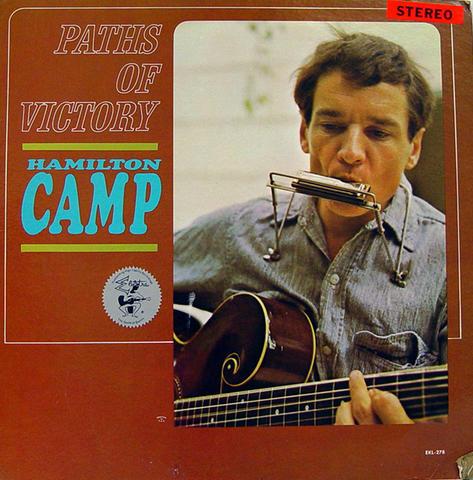 "Hamilton Camp Vinyl 12"" (Used)"