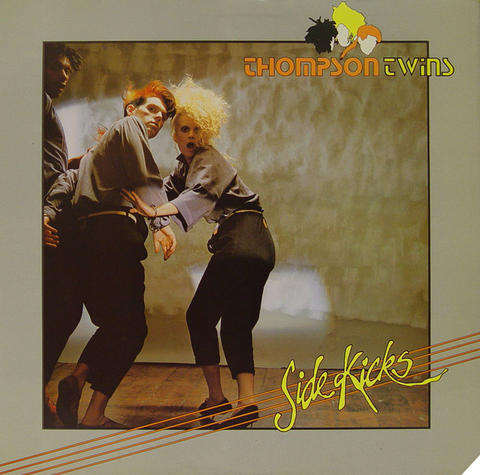 "Thompson Twins Vinyl 12"" (Used)"