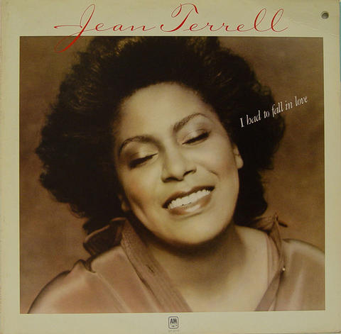 "Jean Terrell Vinyl 12"" (Used)"