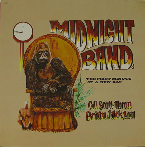 "Midnight Band Vinyl 12"" (Used)"