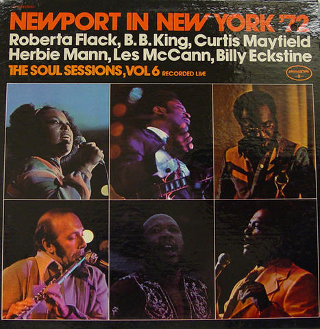 "Newport in New York '72 Vinyl 12"" (Used)"