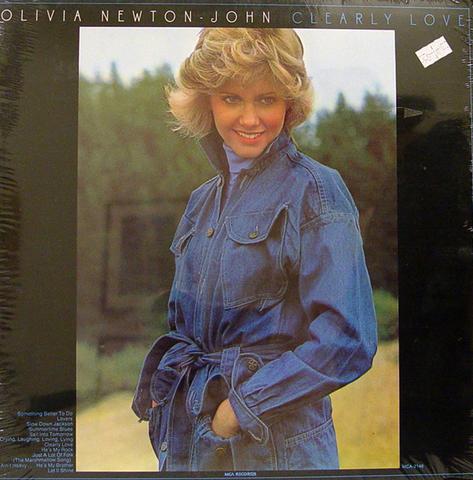 "Olivia Newton-John Vinyl 12"" (New)"