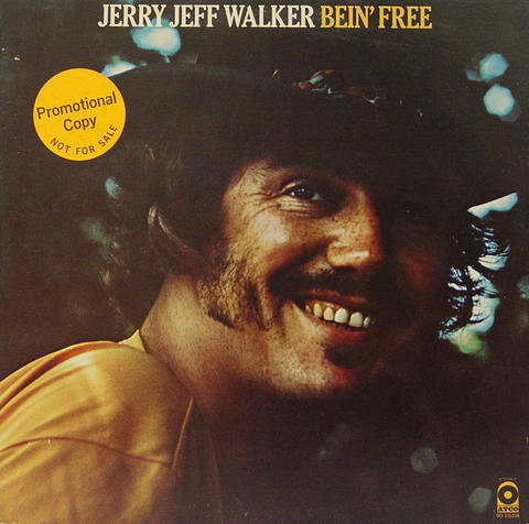 "Jerry Jeff Walker Vinyl 12"" (Used)"