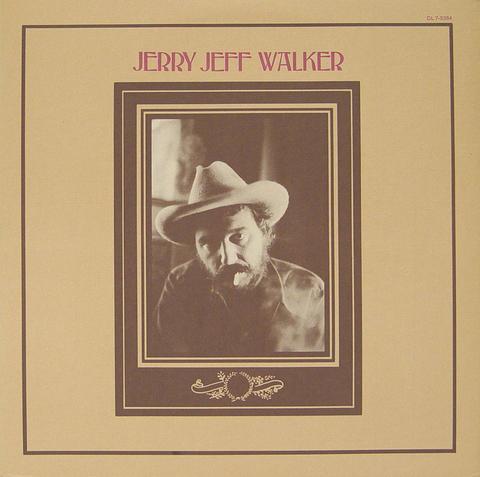 """Jerry Jeff Walker Vinyl 12"""" (Used)"""