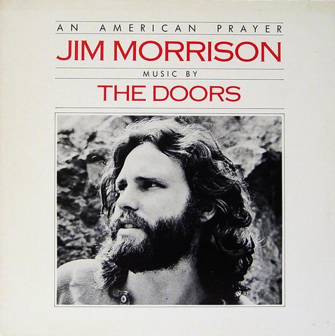 "Jim Morrison Vinyl 12"" (Used)"