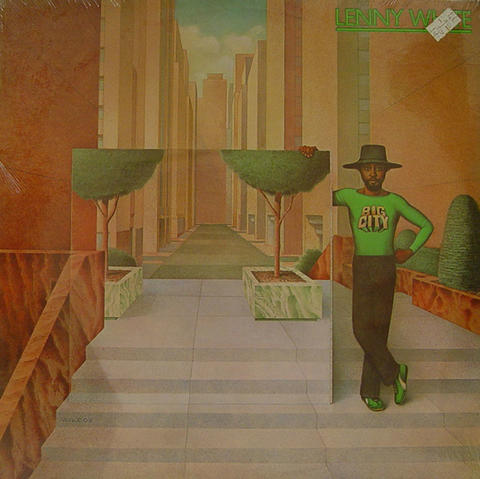 "Lenny White Vinyl 12"" (New)"