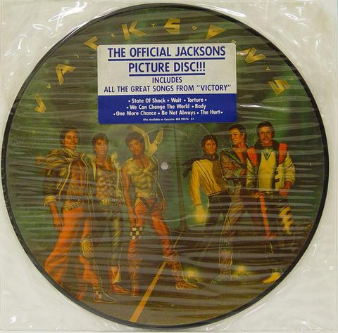 """The Jacksons Vinyl 12"""" (Used)"""