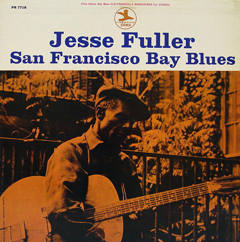 "Jesse Fuller Vinyl 12"" (Used)"