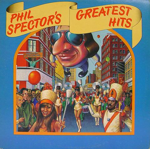 "Phil Spector Vinyl 12"" (Used)"