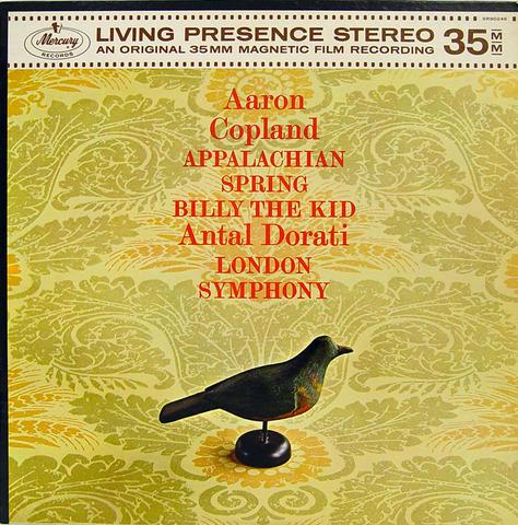 "Aaron Copland Vinyl 12"" (Used)"
