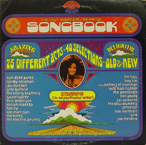 """The 1969 Warner/Reprise Songbook Vinyl 12"""" (Used)"""