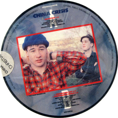 "China Crisis Vinyl 7"" (Used)"