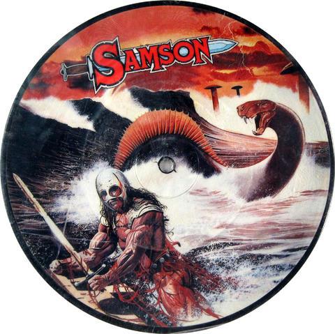 """Samson Vinyl 7"""" (Used)"""