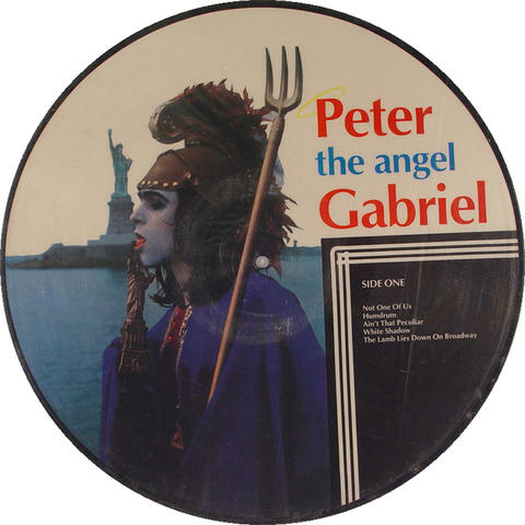 "Peter Gabriel Vinyl 12"" (New)"