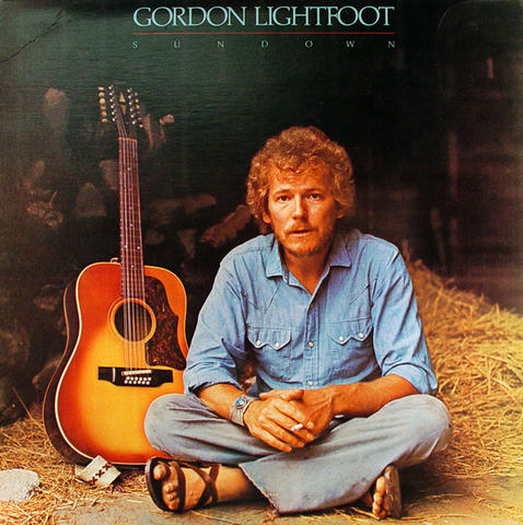 "Gordon Lightfoot Vinyl 12"" (Used)"