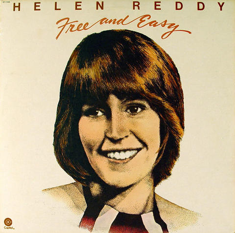 "Helen Reddy Vinyl 12"" (Used)"