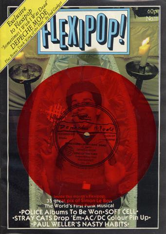 Flexipop! Issue 11 Magazine