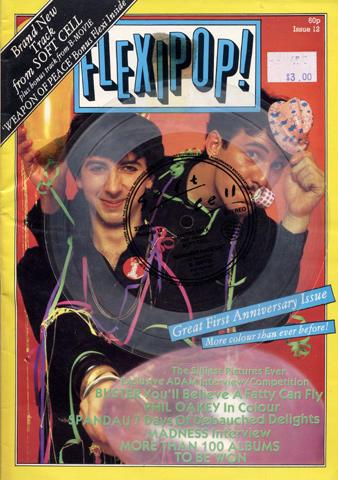 Flexipop! Issue 12 Magazine