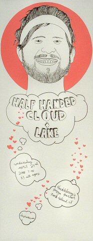 Half-Handed Cloud Poster