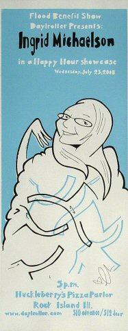 Ingrid Michaelson Poster