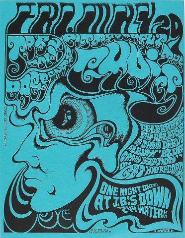The Cynics Handbill