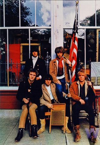 Moby Grape Fine Art Print