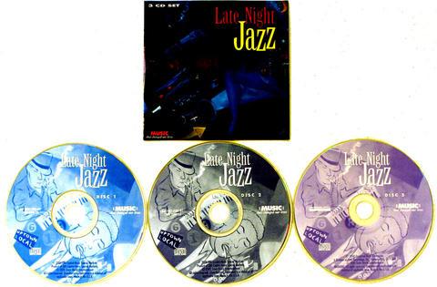 Late Night Jazz CD