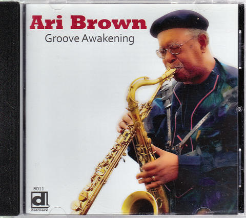 Ari Brown CD