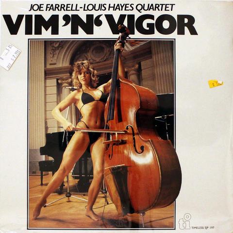 "Joe Farrell Vinyl 12"" (New)"
