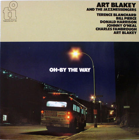 "Art Blakey And The Jazzmessengers Vinyl 12"" (Used)"