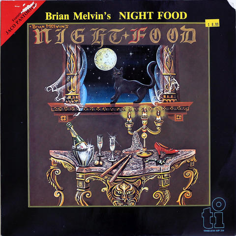 "Brian Melvin Vinyl 12"" (Used)"