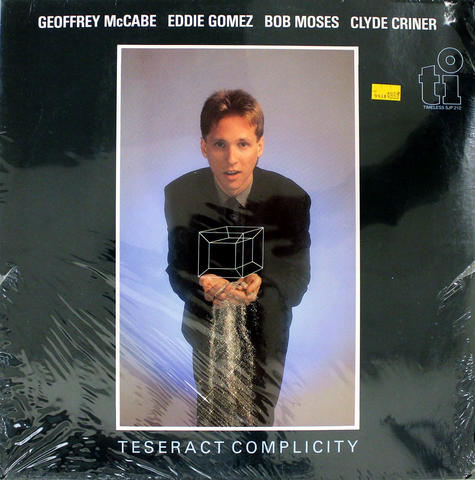 "Geoffrey McCabe Vinyl 12"" (New)"