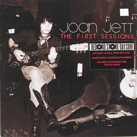 "Joan Jett Vinyl 12"" (New)"