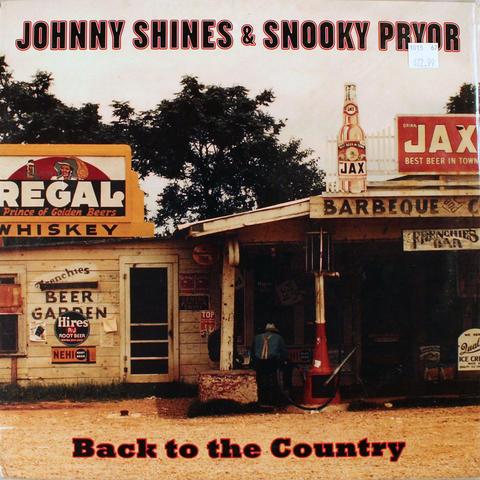 """Johnny Shines Vinyl 12"""" (New)"""