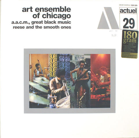 "Art Ensemble of Chicago Vinyl 12"" (New)"