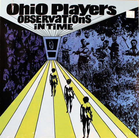 "The Ohio Players Vinyl 12"" (New)"