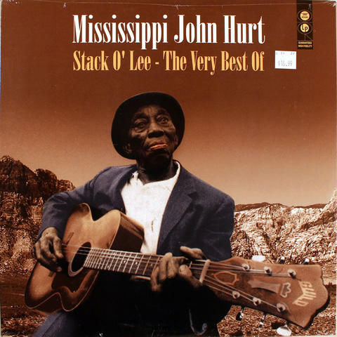 "Mississippi John Hurt Vinyl 12"" (New)"