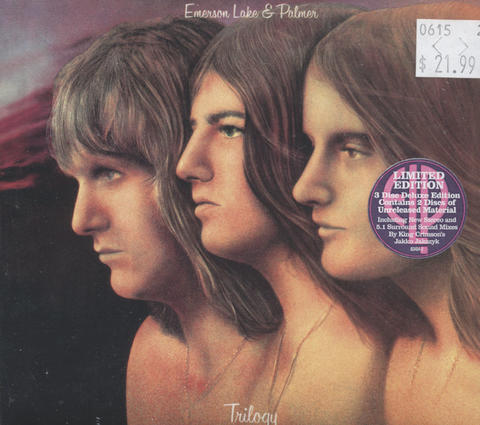 Emerson, Lake & Palmer CD
