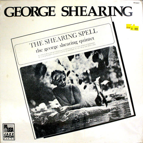 "George Shearing Vinyl 12"" (New)"
