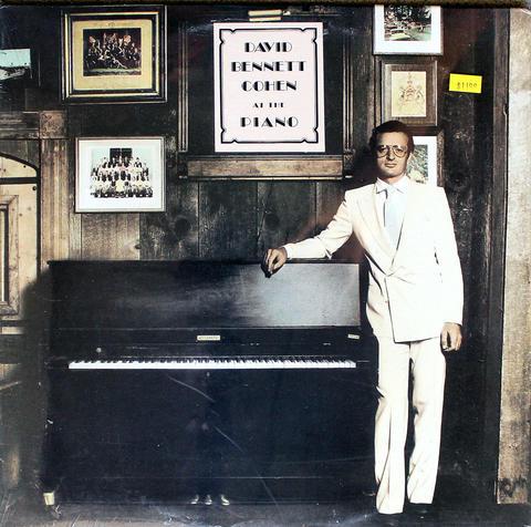 "David Bennett Cohen Vinyl 12"" (New)"