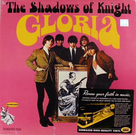 "The Shadows Of Knight Vinyl 12"" (New)"